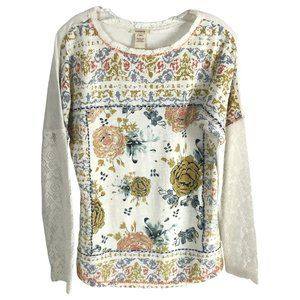 Sundance Floral and Lace Size XS Women's